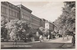 Stockholm Kungl. Tekniska Högskolan - Sweden