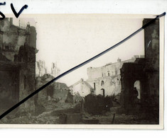Saint Malo 1944   Photo Originale Sur Papier Kodak Format 10x15 - Saint Malo
