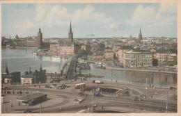Stockholm Slussen Och Gamla Stan - Sweden