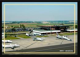 57  METZ  ...  Aérodrome - Metz