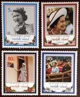 Norfolk Island 1986 Queen 60th Birthday MNH - Norfolk Island