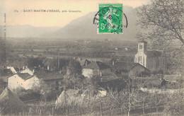 K14 - 38 - SAINT-MARTIN-D'HÈRES - Isère - Près De Grenoble - L'Église - Other Municipalities