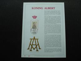 Genummerd Luxe Kuntsblad Met Gouddruk 23 Karaat - Colecciones