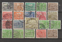Berlin Lot 1949 O - Used Stamps