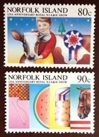 Norfolk Island 1985 Agricultural Show MNH - Norfolk Island
