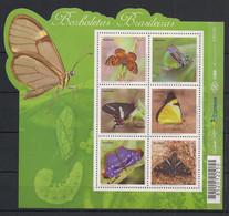 Brasil - 2016 - N°Mi. 4463 à 4468 - Papillons / Butterflies - Neuf Luxe ** / MNH / Postfrisch - Mariposas