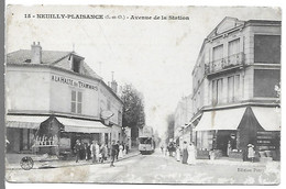 NEUILLY- PLAISANCE - Avenue De La Station - Neuilly Plaisance