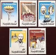 Norfolk Island 1984 Christmas MNH - Norfolk Island