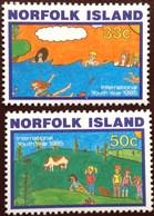 Norfolk Island 1985 Youth Year MNH - Norfolk Island