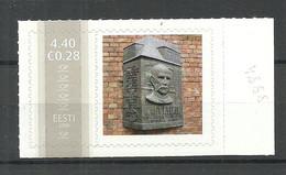 Estland Estonia Estonie 2006 Meine Marke My Stamp Mart Reinik MNH - Estonia