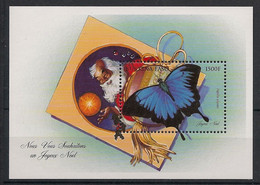 Burkina Faso - 1998 - Bloc Feuillet BF N°Yv. 75 - Papillons / Butterflies - Neuf Luxe ** / MNH / Postfrisch - Mariposas