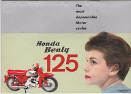 Honda  Benly  125 - Collezioni