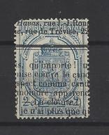 FRANCE  YT  Journaux N° 8  Obl  1869 - Zeitungsmarken (Streifbänder)