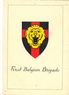 Armée Belge   First Belgian Brigade - Collezioni