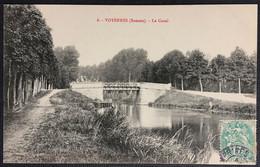 8._VOYENNES (Somme)._ Le Canal - Otros Municipios