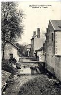 45  CHATILLON SUR LOIRE  LES BORDS DE L ETHELIN - Chatillon Sur Loire