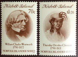 Norfolk Island 1990 Islanders 2nd Series MNH - Norfolk Island