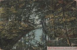 Bad Oeynhausen - Partie Mit Kanal - Ca. 1915 - Bad Oeynhausen