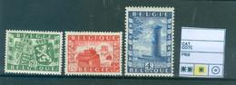 823-825 X    Côte 10.00€ - Unused Stamps