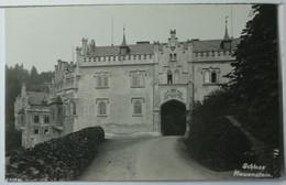 Schloss Hauenstein Tschechien - Czech Republic
