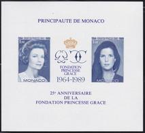 Monaco    .   Yvert  Bloc B 48a   (2 Scans)     .    **      .  Neuf SANS Charnière  .   /   .    MNH - Bloques
