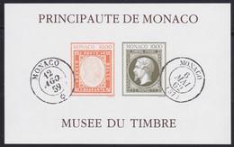Monaco    .   Yvert  Bloc B 58a    (2 Scans)     .    **      .  Neuf SANS Charnière  .   /   .    MNH - Bloques