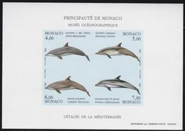 Monaco    .   Yvert  Bloc B 56a  (2 Scans)     .    **      .  Neuf SANS Charnière  .   /   .    MNH - Bloques