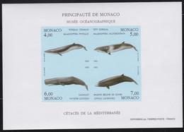 Monaco    .   Yvert  Bloc B 59a  (2 Scans)     .    **      .  Neuf SANS Charnière  .   /   .    MNH - Bloques
