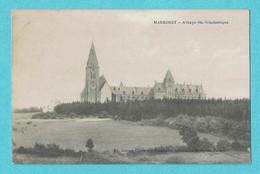 * Maredret (Anhée - Namur - Wallonie) * (Joseph Couturier Falmagre, Hotel De La Molignée Falaen) Abbaye Ste Scholastique - Anhée