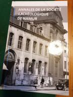 Archéologie - Histoire - ASAN - Société Archéologique De Namur - Bouvignes, Dinant, Namur - Arqueología