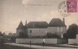 Corvol L'Orgueilleux :  Maison D'Arcy. - Otros Municipios