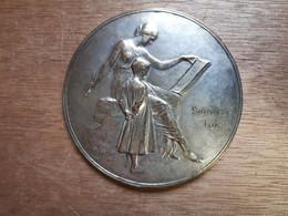 BELGIQUE MEDAILLE DEVREESE 1914-1919 - Royal / Of Nobility