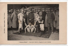 """Poilu's-Park""-Bert-Gyll,Bobin's,Auguste , Le Petit Charles - Circo"