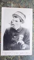 ALGÉRIE / CONSTANTINE - Outaf-Moktar (Gentleman Musulman).. Avec Cigare & Monocle  -Guiglion Photo. - Constantine