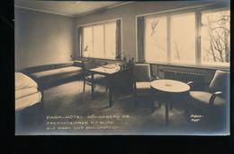 Allemagne --- Park - Hotel --- Konigsberg PR --- Fremdenzimmer Mit Blick Auf Park Und Scklossteich - Zonder Classificatie