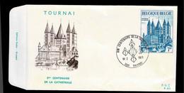 FDC : Nr 1570:  Stempel: 7500 Tournai - 1971-80