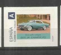 ESPAÑA TUSELLO AUTOMOVIL COCHE CAR BUICK 1955 - Autos