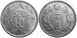 03256 GETTONE JETON TOKEN REPRO COIN JAPAN 20 SEN 1876 - Unclassified