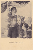 1471/ Viens Avec Nous. Fonds National Du Scoutisme - Scouting