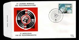 FDC : Nr 1580:  Stempel: 2000 Antwerpen - 1971-80