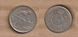 LUXEMBURGO  1 Franc  1946 Copper-nickel • 5.0 G • ⌀ 23.0 Mm , KM# 46.1, - Luxembourg
