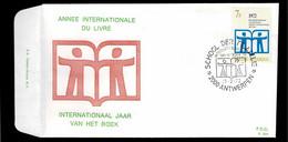 FDC : Nr 1617:  Stempel: 2000 Antwerpen - 1971-80