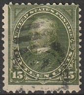 Etats-Unis 1898 N° 218 Henry Clay Sénateur Dans Le Kentucky (H7) - Usati