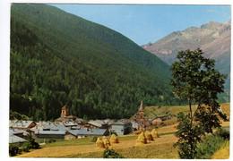 LANSLEBOURG (73) - La Dent Parrachée Et La Forêt D'Arc - Val Cenis