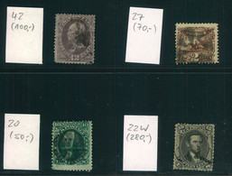 1861/1870, Mice Classic Lot, Have A View. - Collections