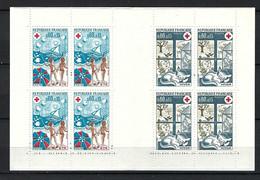 FRANCE Carnets Croix-Rouge: Carnet 1974, Neufs** - Red Cross