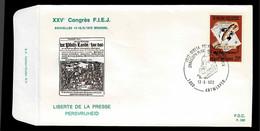 FDC : Nr 1625:  Stempel: 2000 Antwerpen - 1971-80