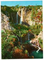 Plitvice - Cascate - Yugoslavia
