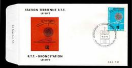 FDC : Nr 1640:  Stempel: Brussel 1000 Bruxelles - 1971-80