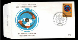 FDC : Nr 1673:  Stempel: 1400 Nivelles - 1971-80